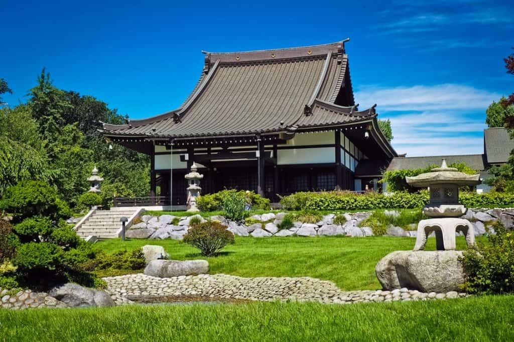 Zen gardens from Japan